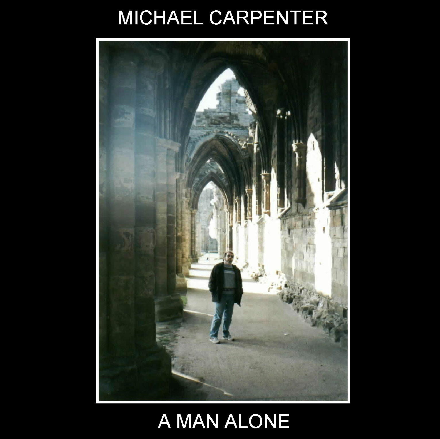 A Man Alone CD cover
