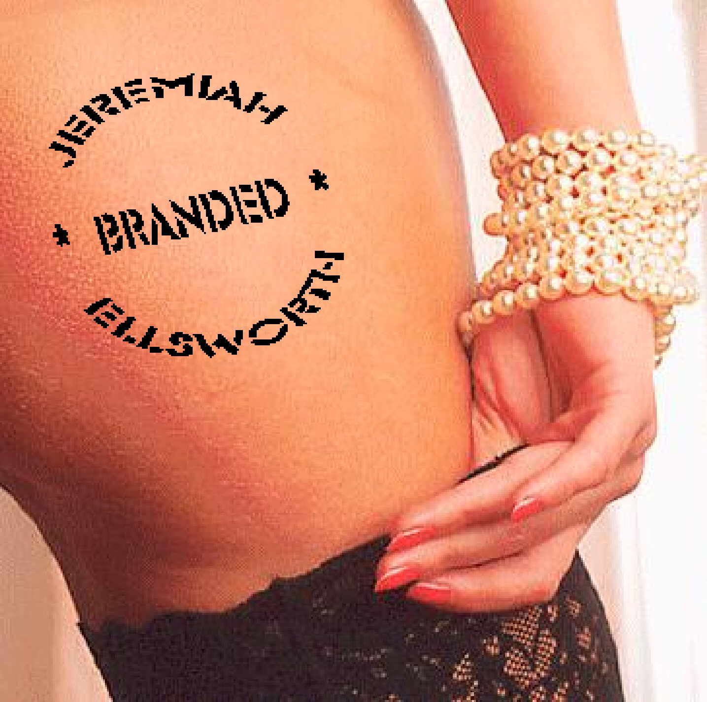Jeremiah Ellsworth 'Branded' cover art